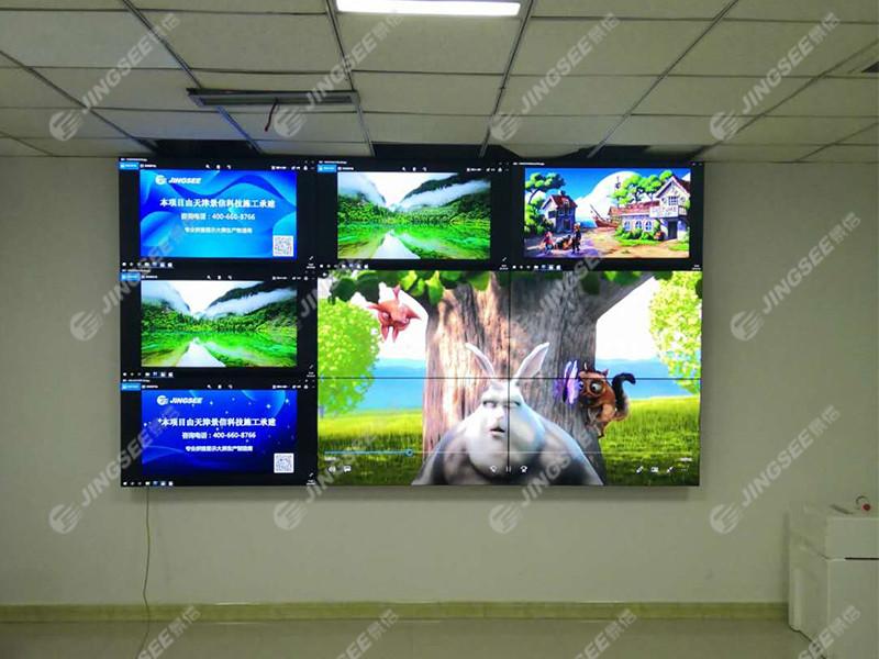 天津蓟县人民医院49寸3.5mm3x3