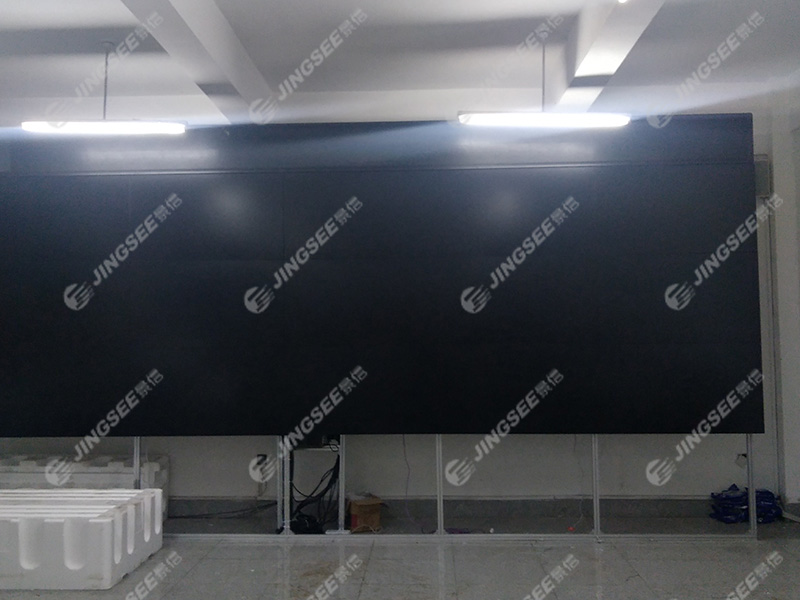 辽宁锦州智慧供热系统55寸3.5mm3x5